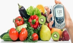 Diabetic Nutrition Photo