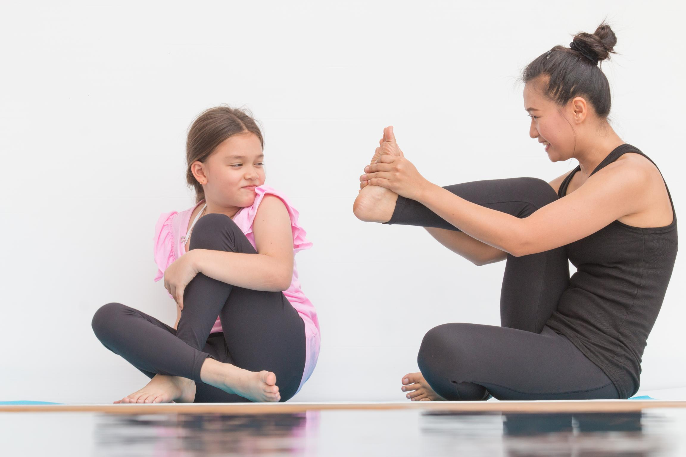 Physical Activity and Yoga Photo