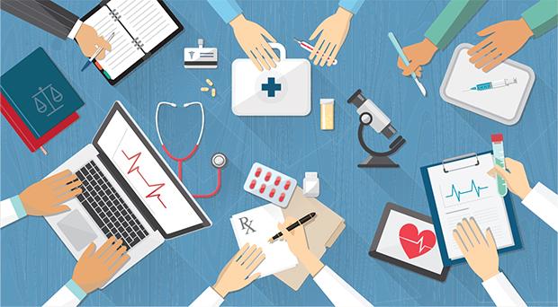 Occupational Health Care Photo