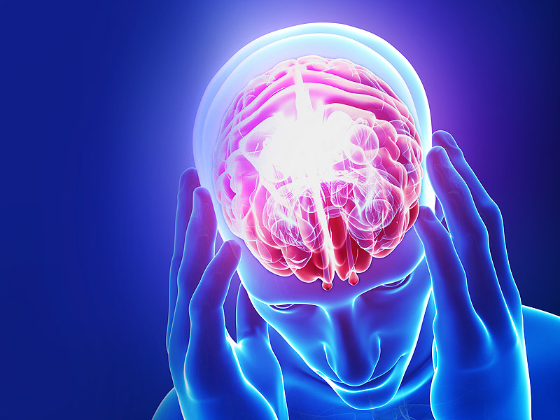 Traumatic Brain Injury  Photo