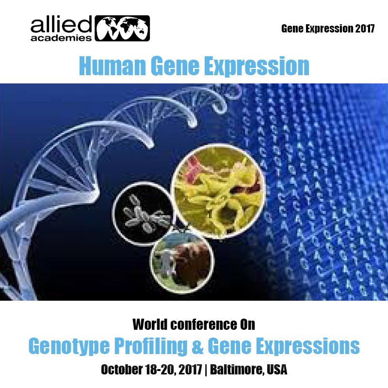 Human Gene Expression Photo
