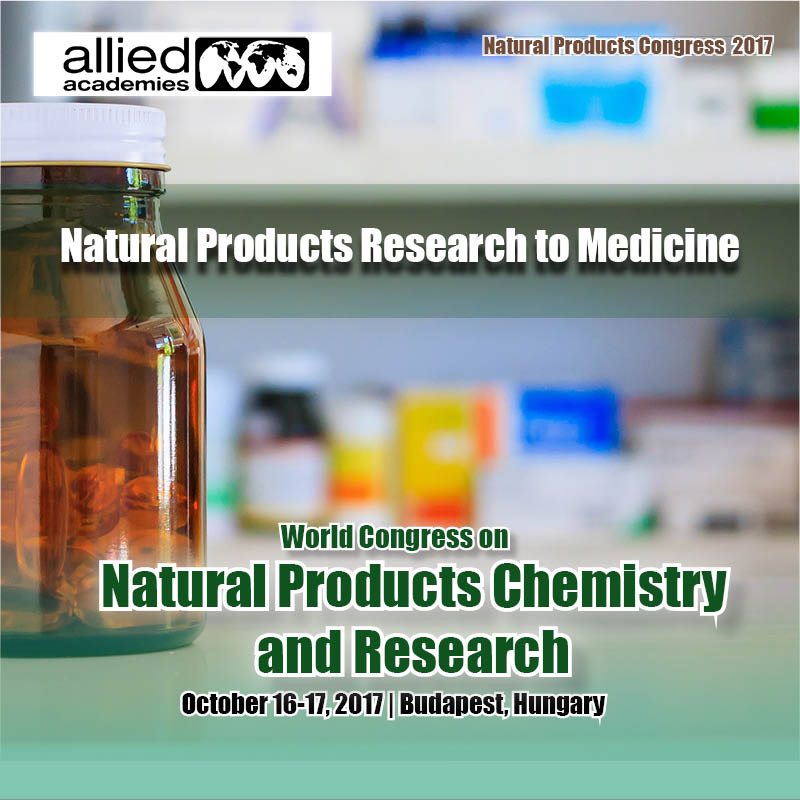 Natural Products Research to Medicine Photo