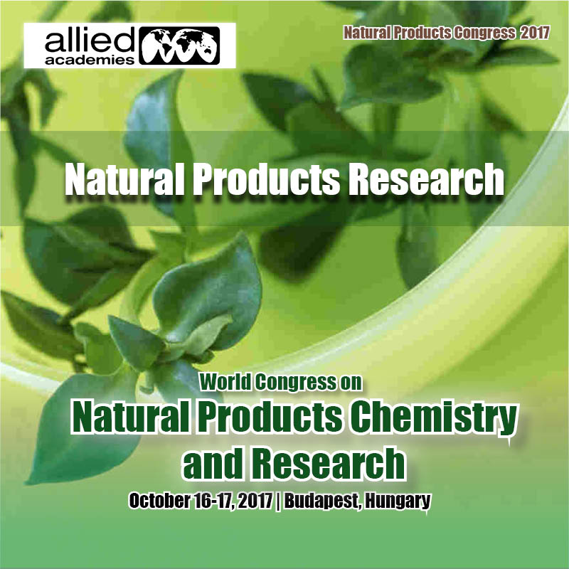 Natural Products Research Photo