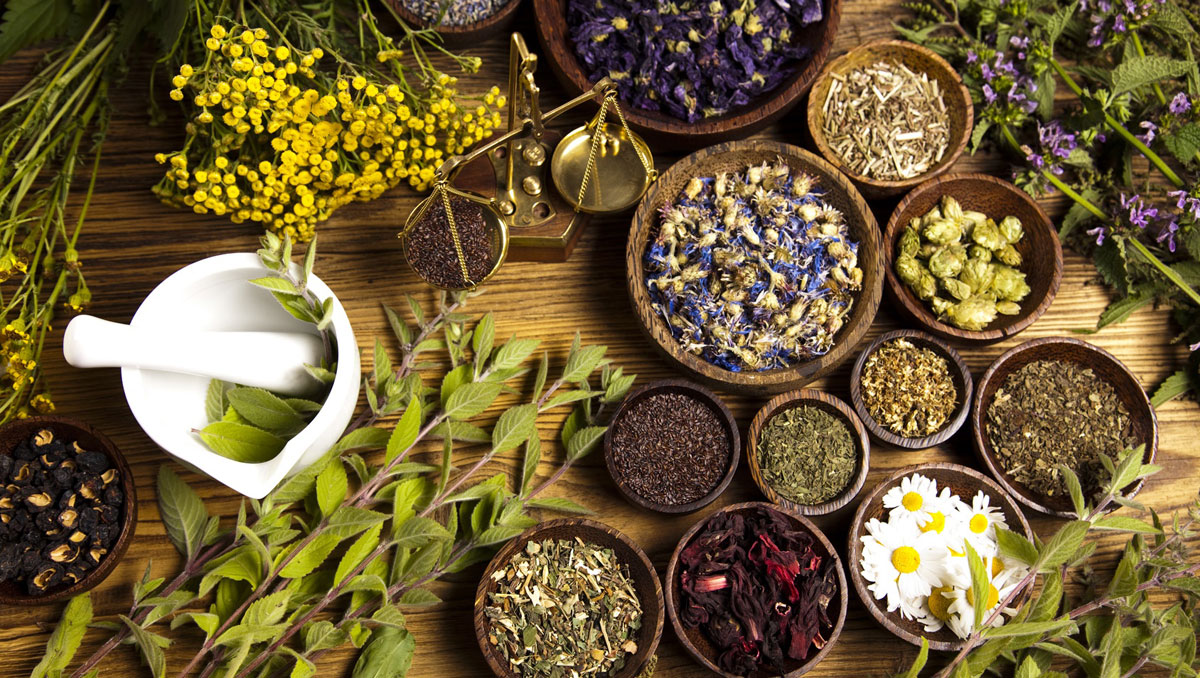 Alternative and Traditional Medicine Photo