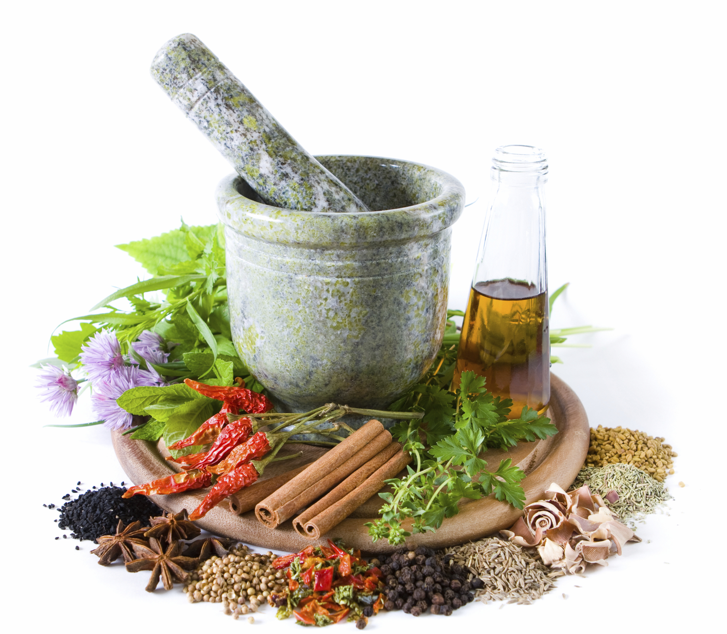 Holistic Medicine Photo