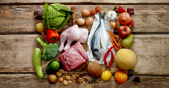 Paleolithic diets Photo