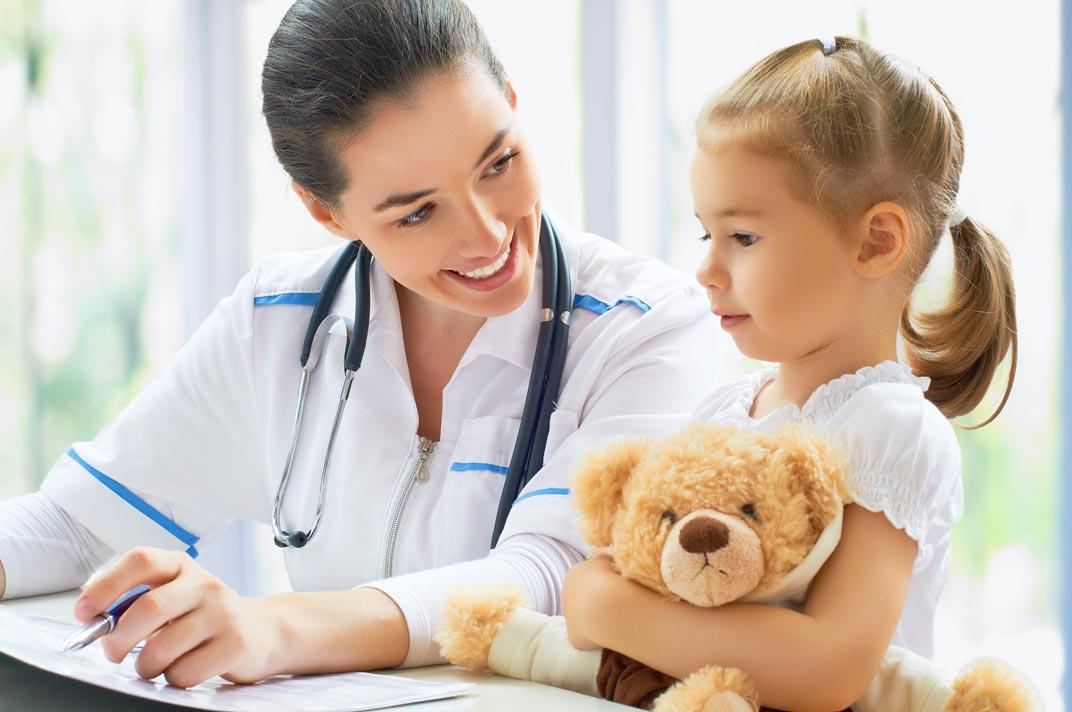 Pediatric Health Photo