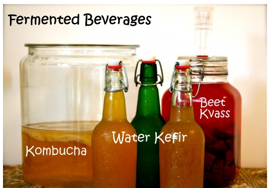 Chemistry of Beverages and Fermentation Photo