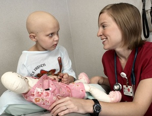 Pediatrics Oncology And Breast Feeding Photo