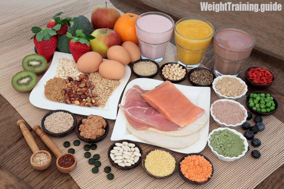 Nutrition Guidelines and Nourishment Photo