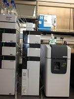 NMR and Mass Spectroscopy Photo