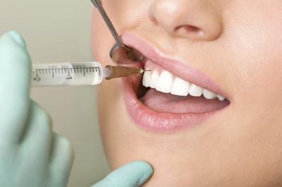 Dental Anesthesia Photo
