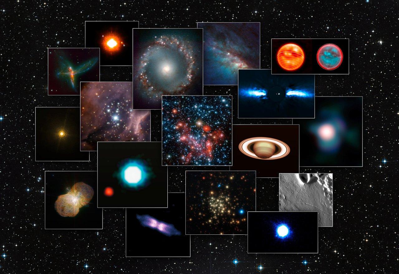 Optics in Astronomy and Astrophysics Photo