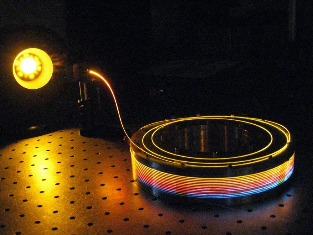Fiber Laser Technology Photo