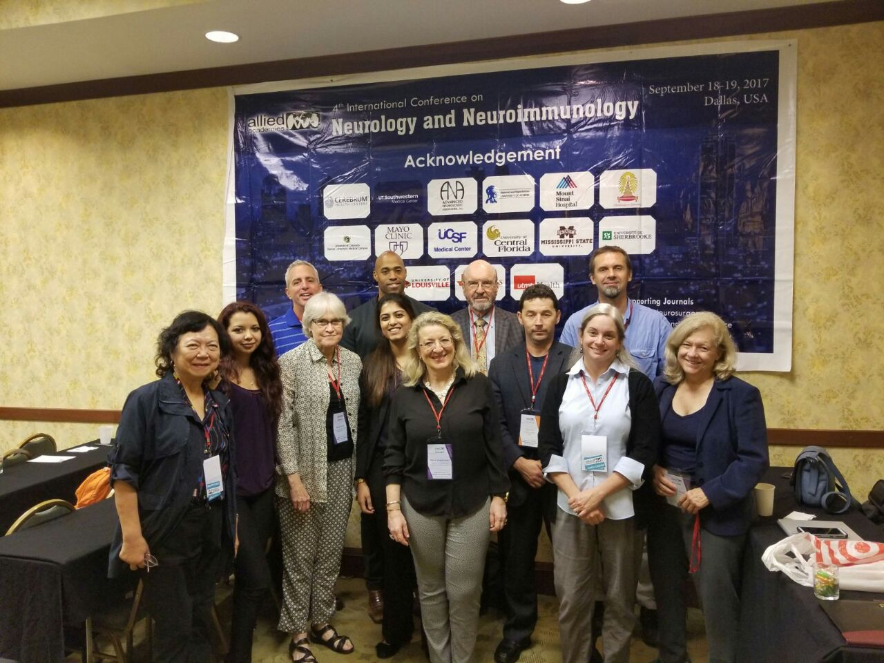 Neuro Immunology 2017 Photos