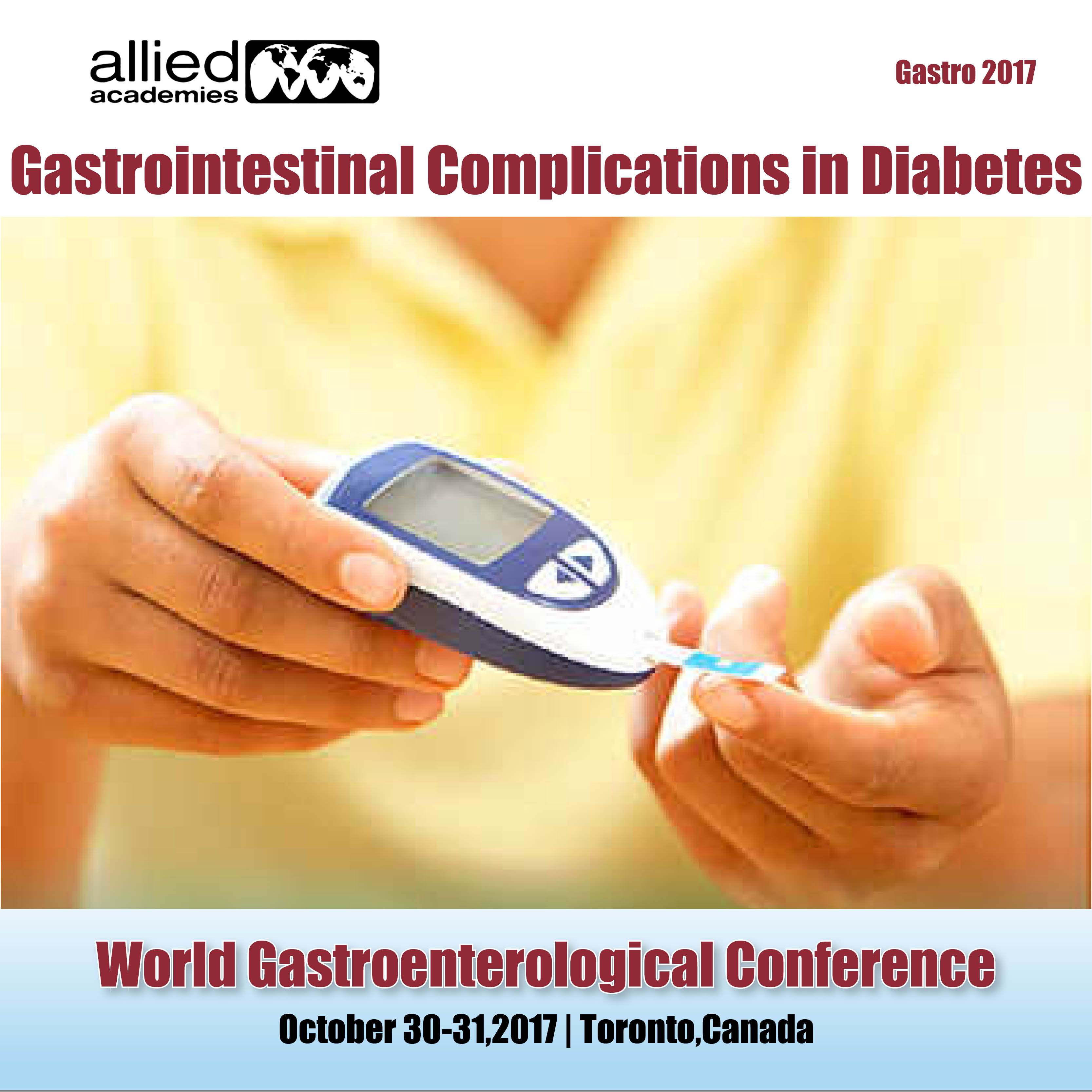 Gastrointestinal Complications in Diabetes Photo