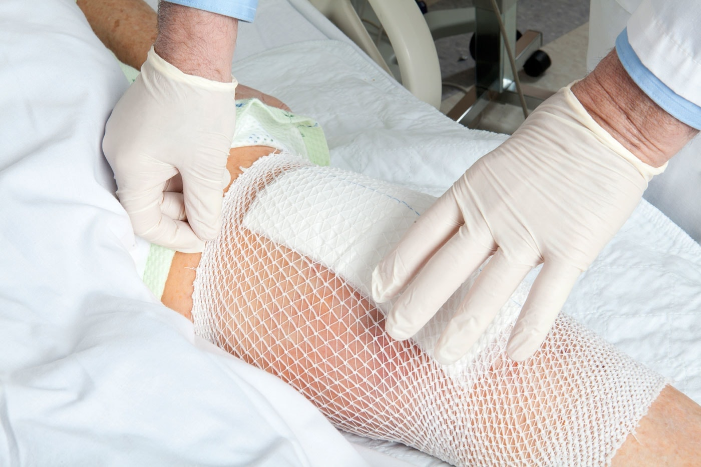 Wound Care & Dressing Photo