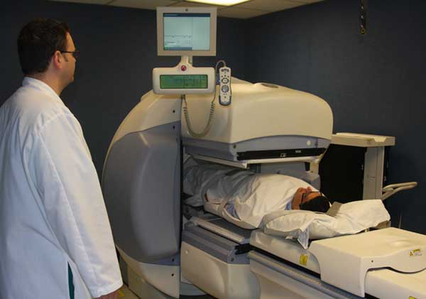 Scintigraphy (nuclear medicine) Photo