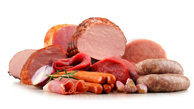 Processed Meat Products  Photo