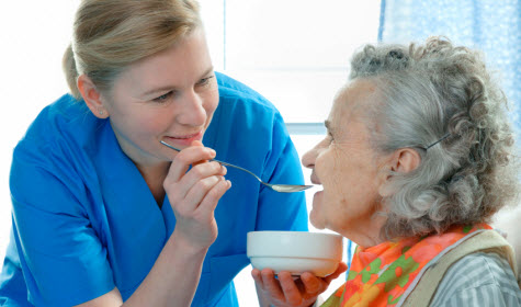 Gerontological Nursing Photo