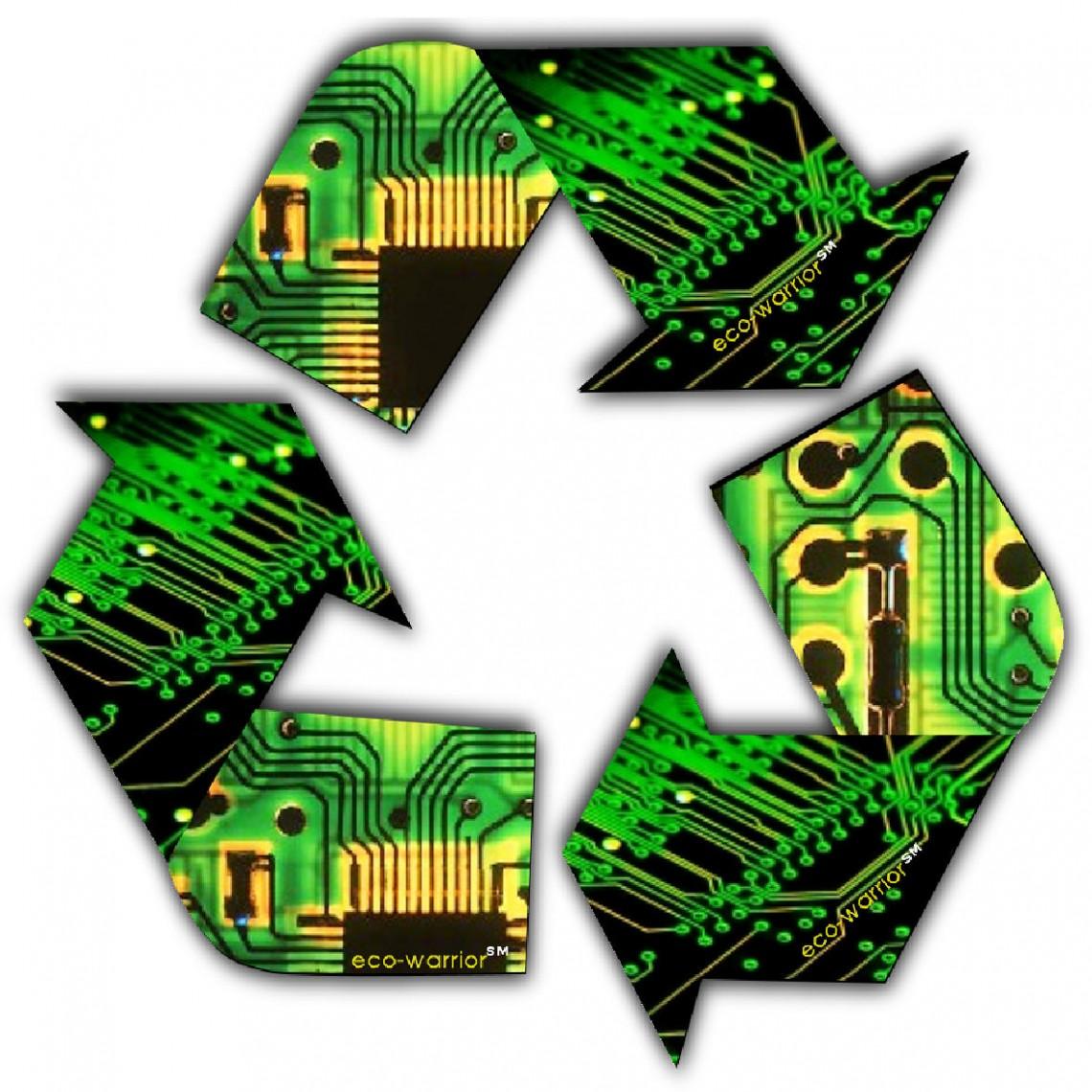 E-Waste Recycling Photo