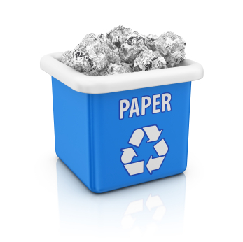 Paper Recycling Photo