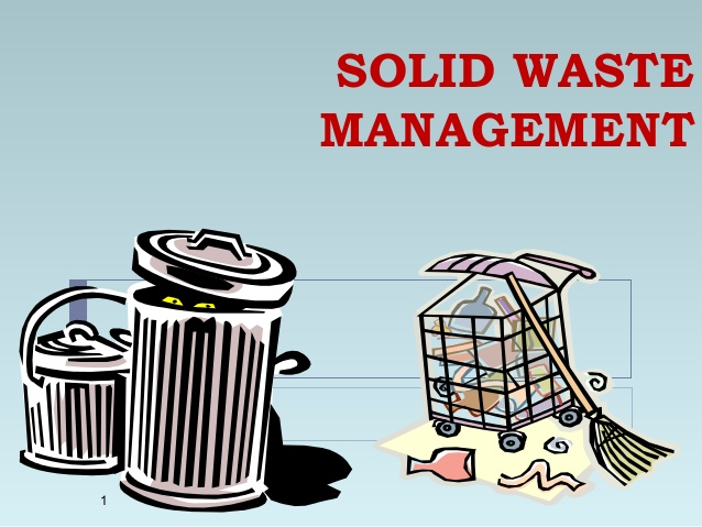 Solid Waste Management Photo