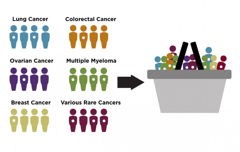 Clinical trials in Oncology Photo