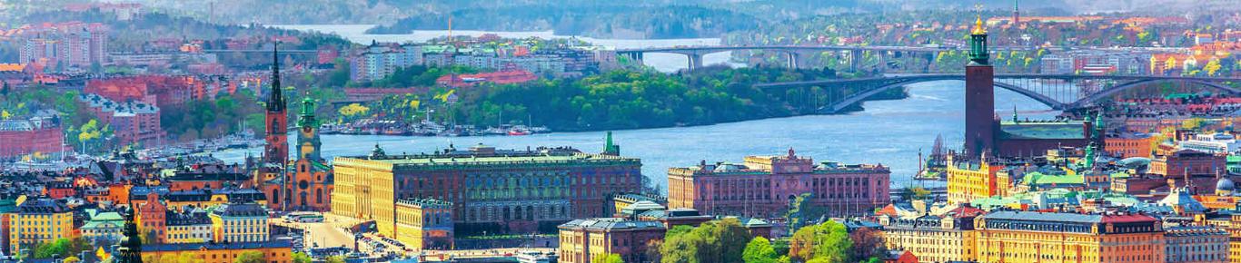 Sweden Banner