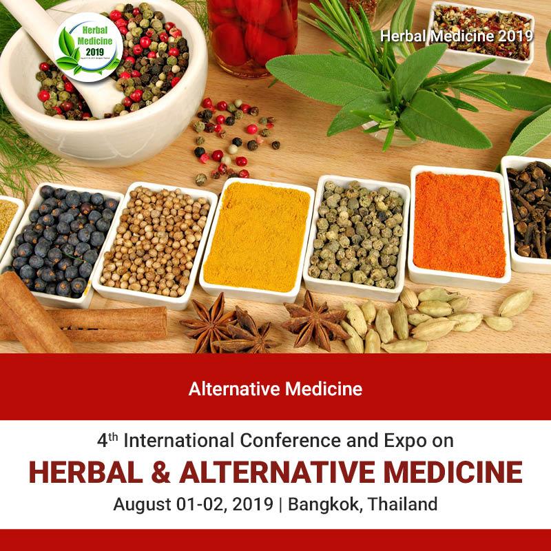 Herbal Medicine   Alternative Medicine   Conferences   Asia-Pacific