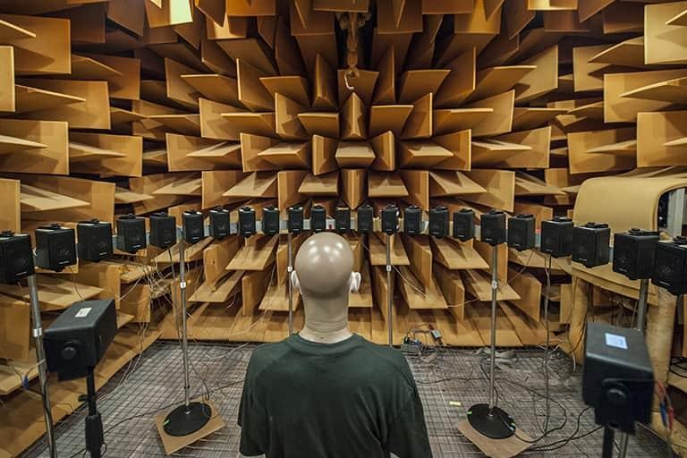 Acoustics Photo