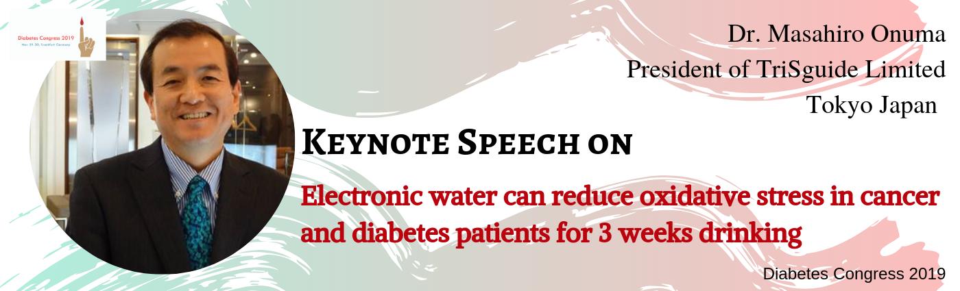 Leading Diabetes Conferences   Top Endocrinology Conferences