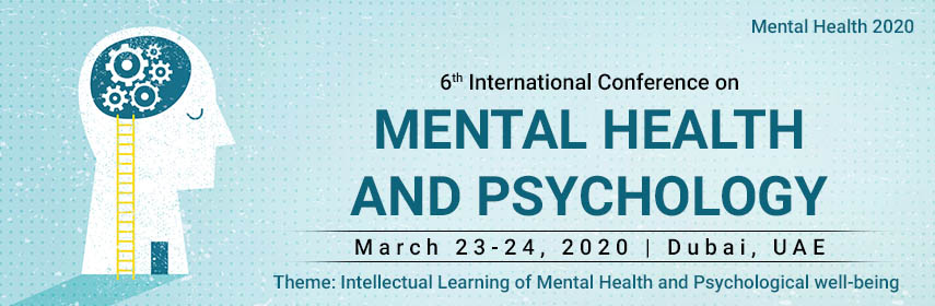 Top Mental Health Conference | Congress | Meetings | Dubai
