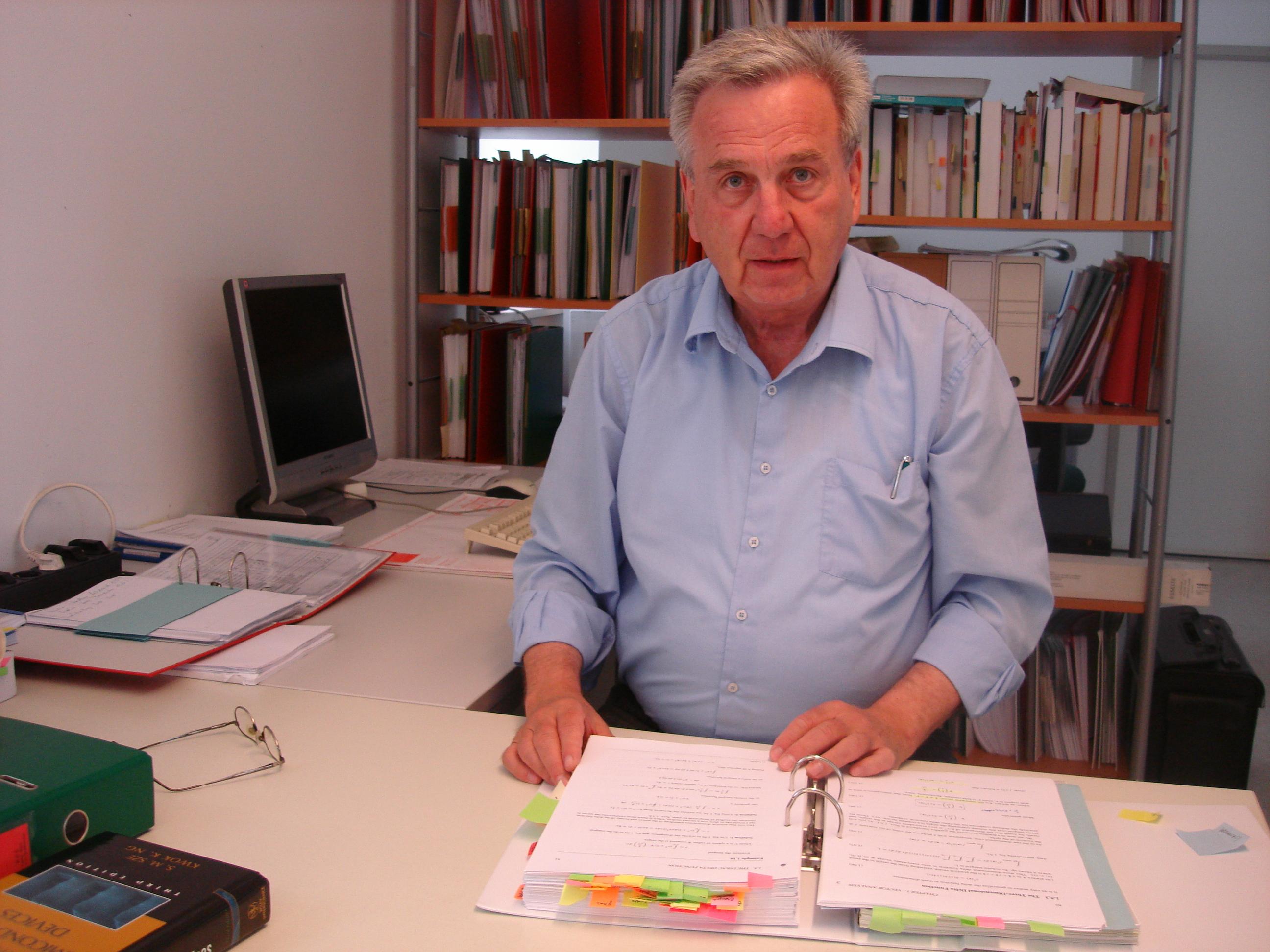 Dr. Karl-Heinz Gresslehner photo