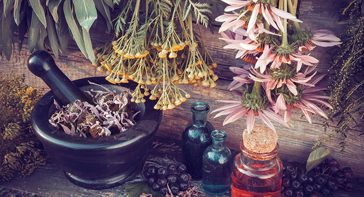 Herbal Cosmetics and nutraceuticals Photo