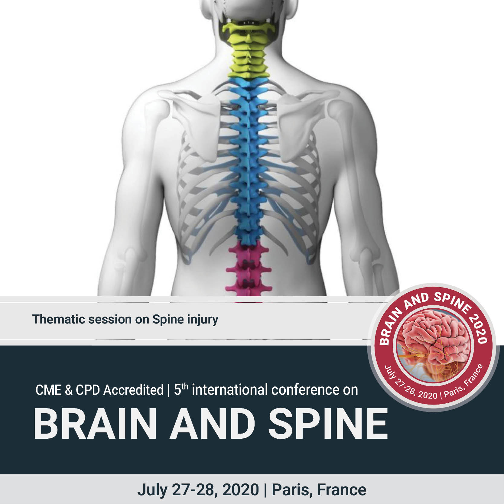 SPINE AND SPINAL DISORDERS Photo