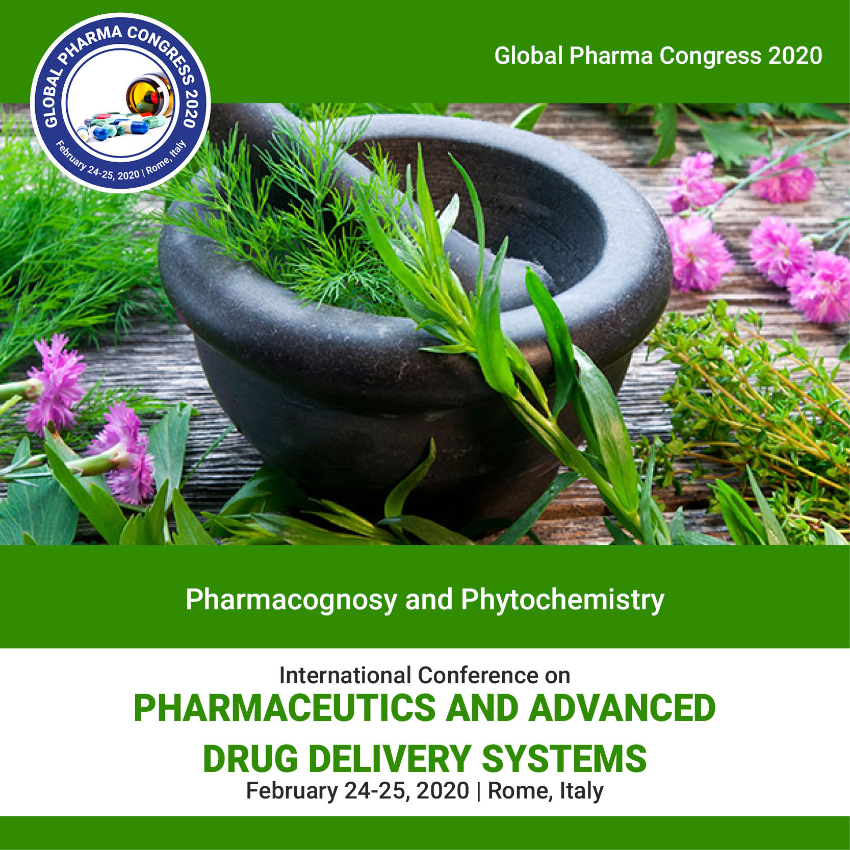 Pharmacognosy and Phytochemistry Photo
