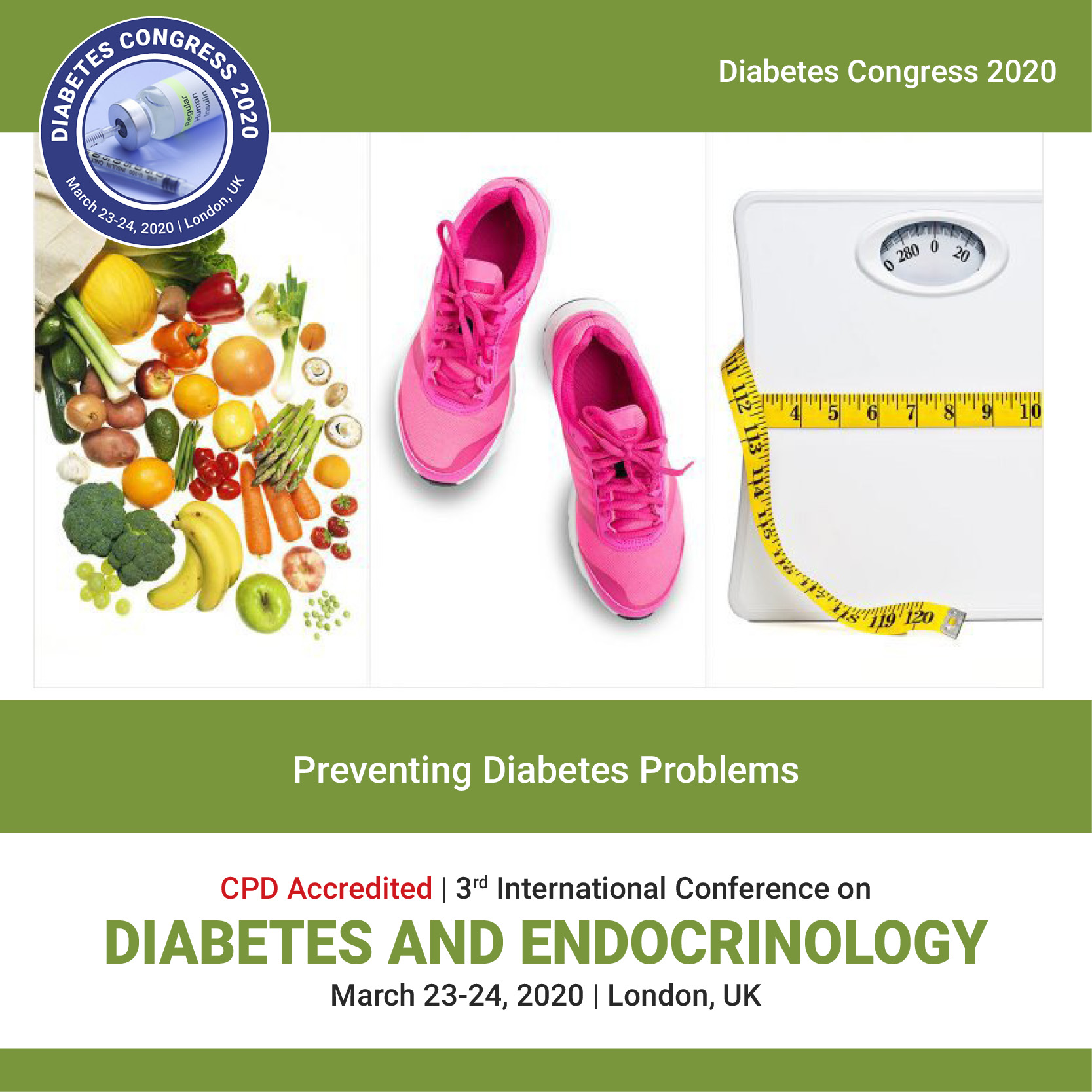 Preventing Diabetes Problems Photo