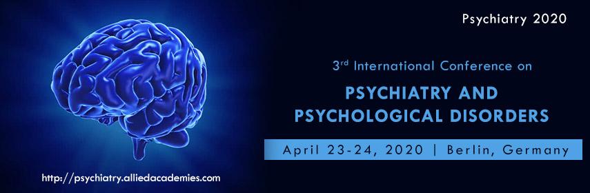 Pshychology Conference 2020   Psychiatry   Dementia