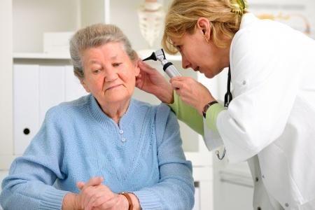 Geriatric Otolaryngology Photo