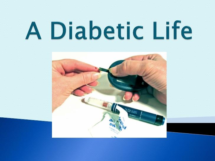 Diabetic Life Photo