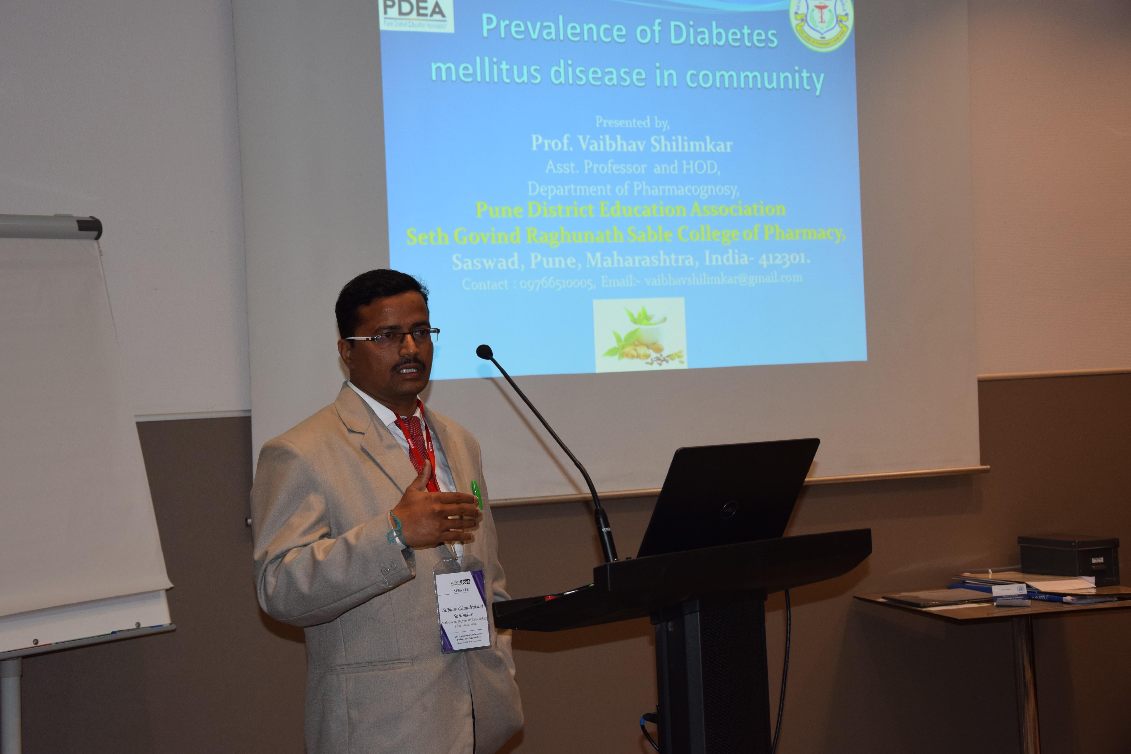 Diabetes Congress 2018 Photos
