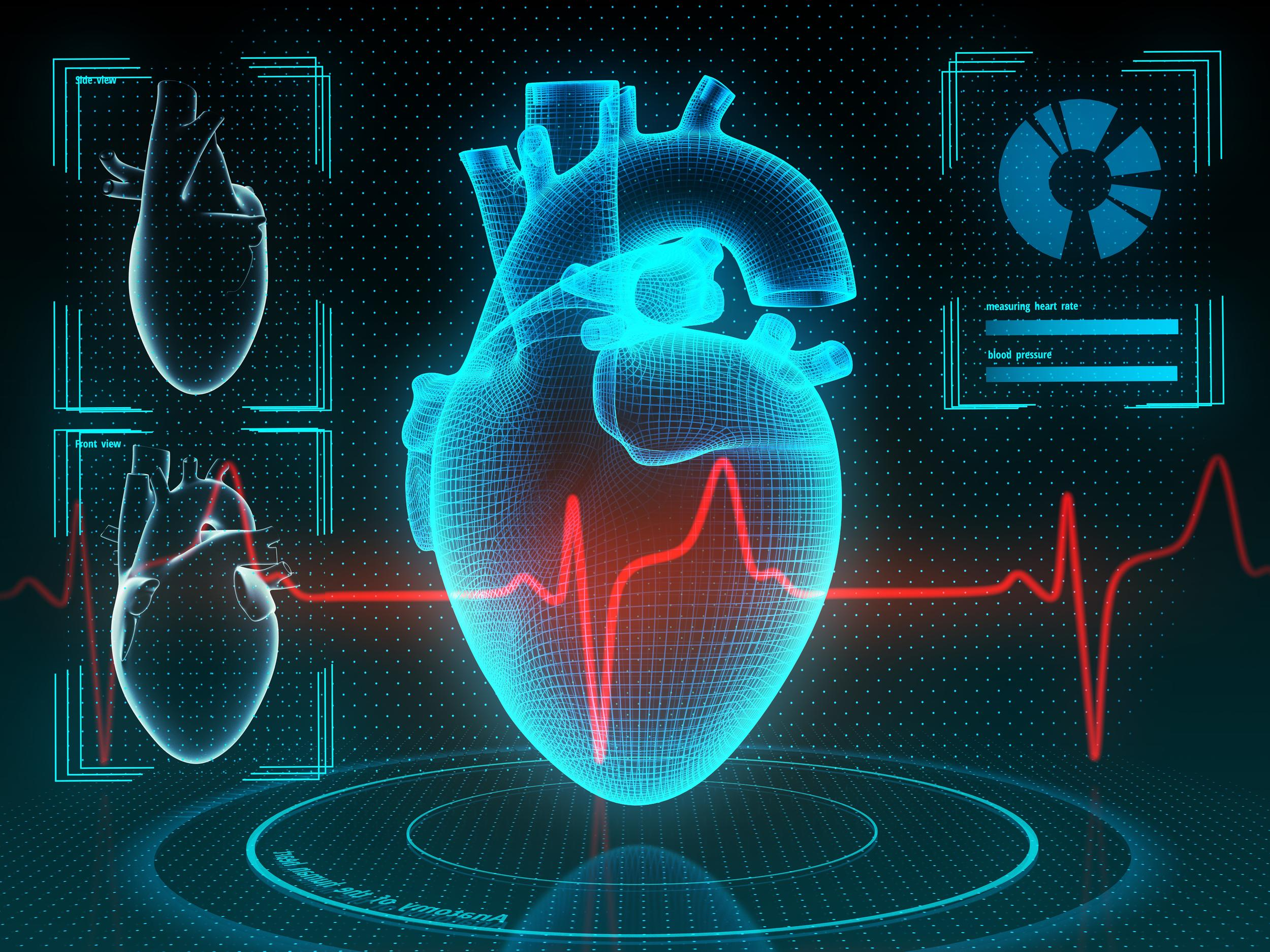 Artificial Intelligence in Cardiology Photo