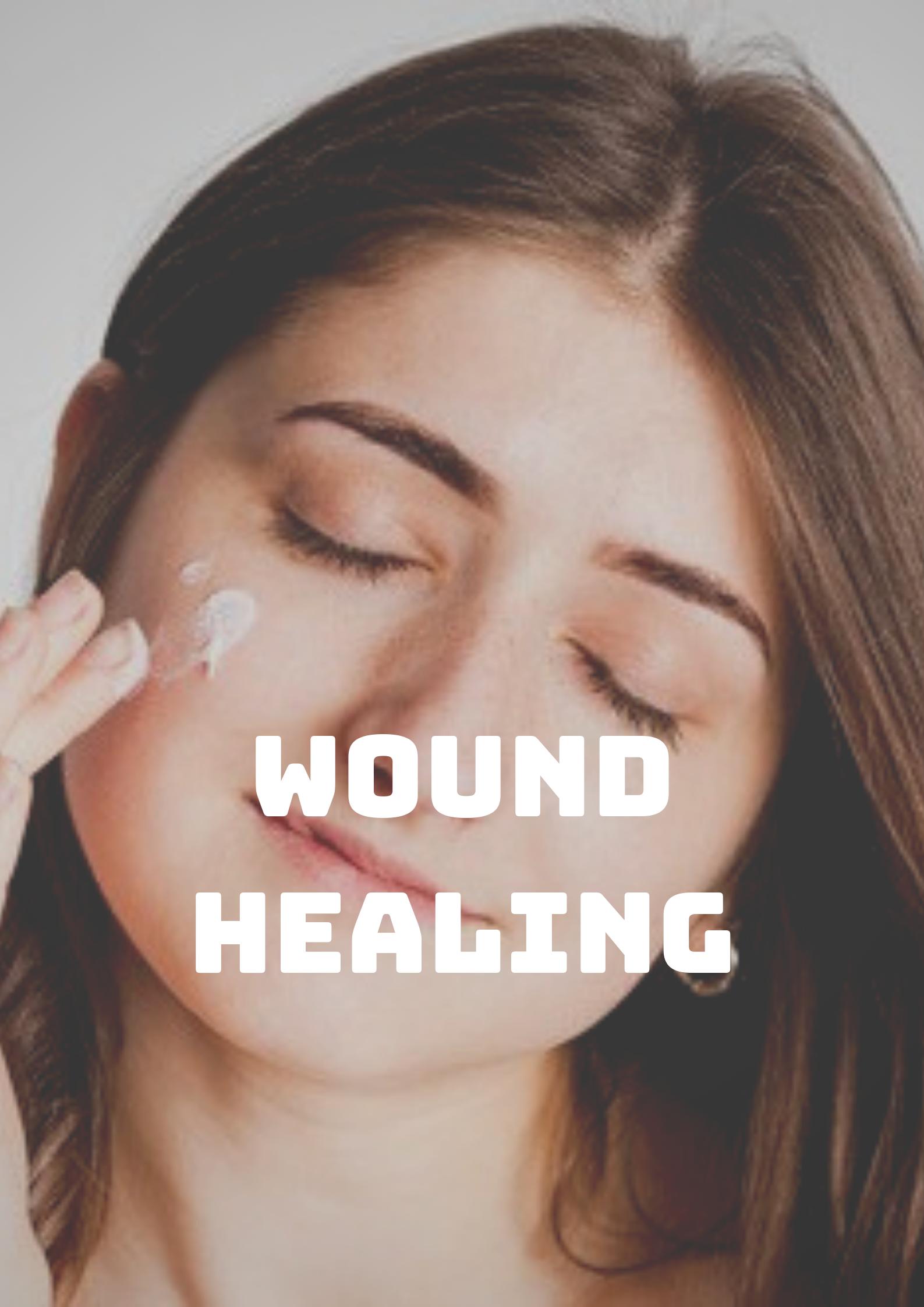 Wound Healing Photo