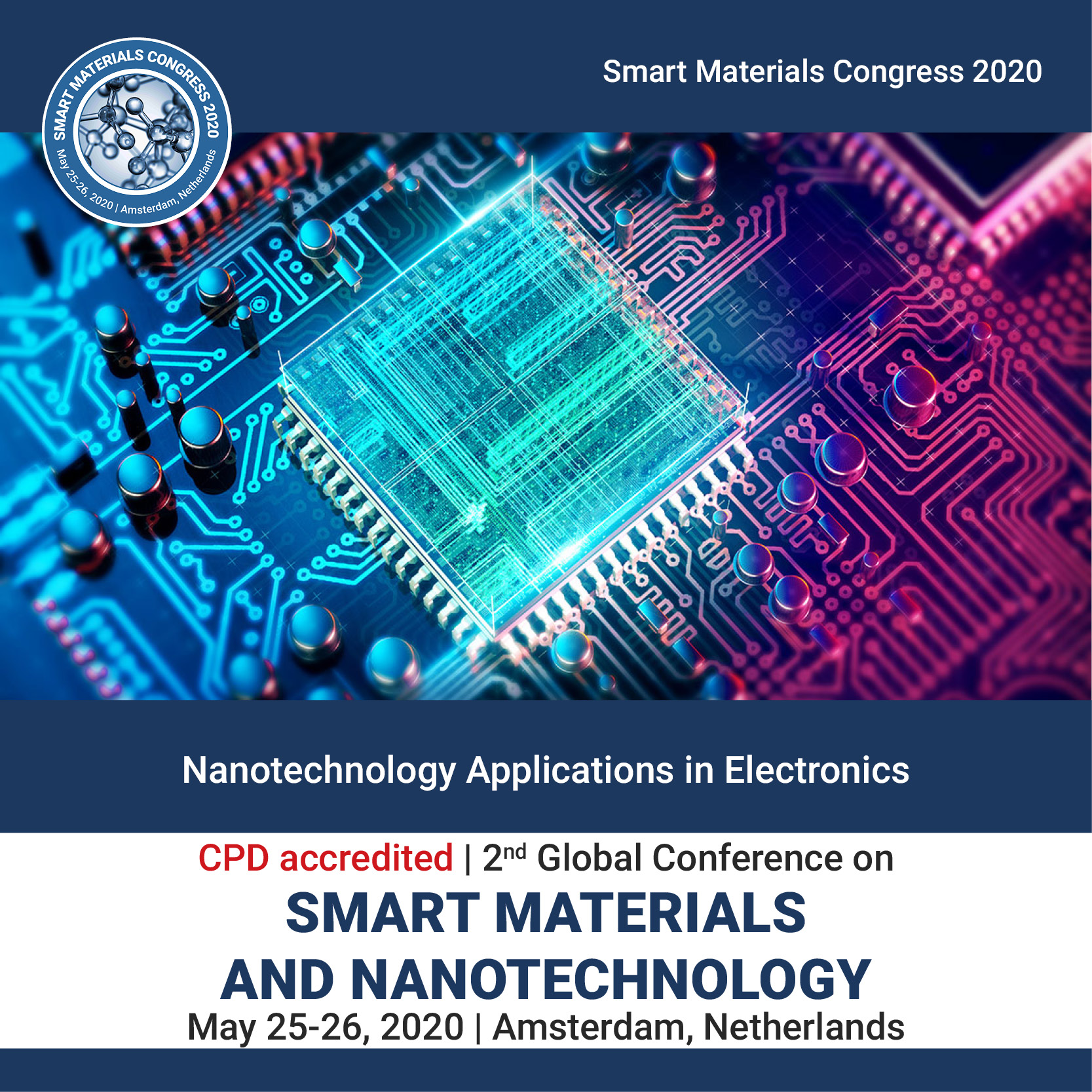 Nanotechnology Applications in Electronics Photo
