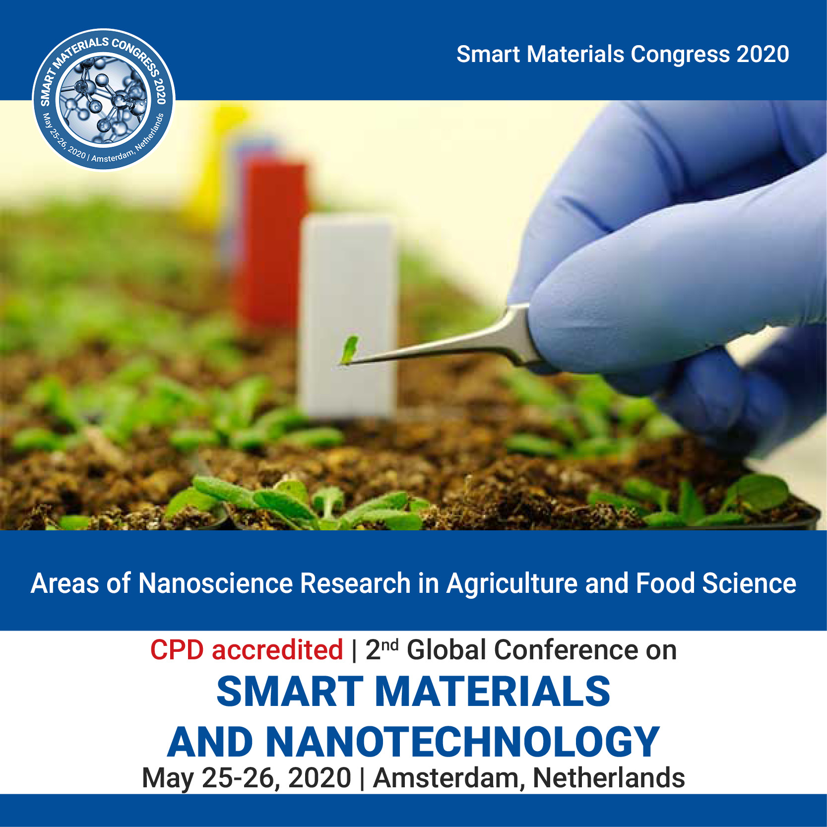 Areas of Nanoscience Research in Agriculture and Food Science Photo
