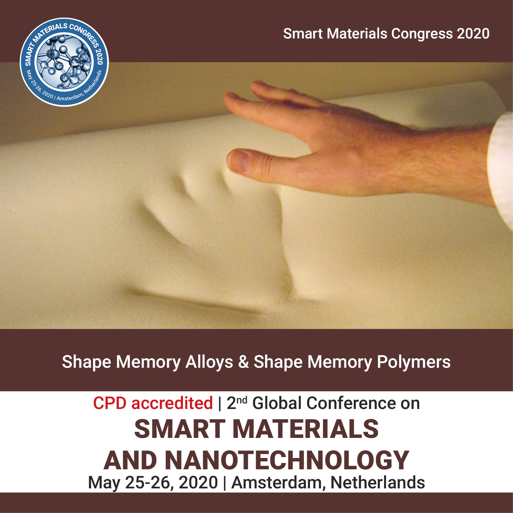 Shape Memory Alloys & Shape Memory Polymers Photo