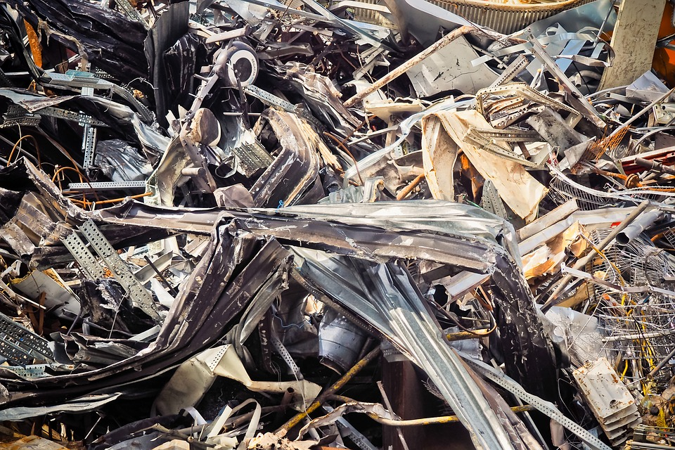 Metal Recycling Photo