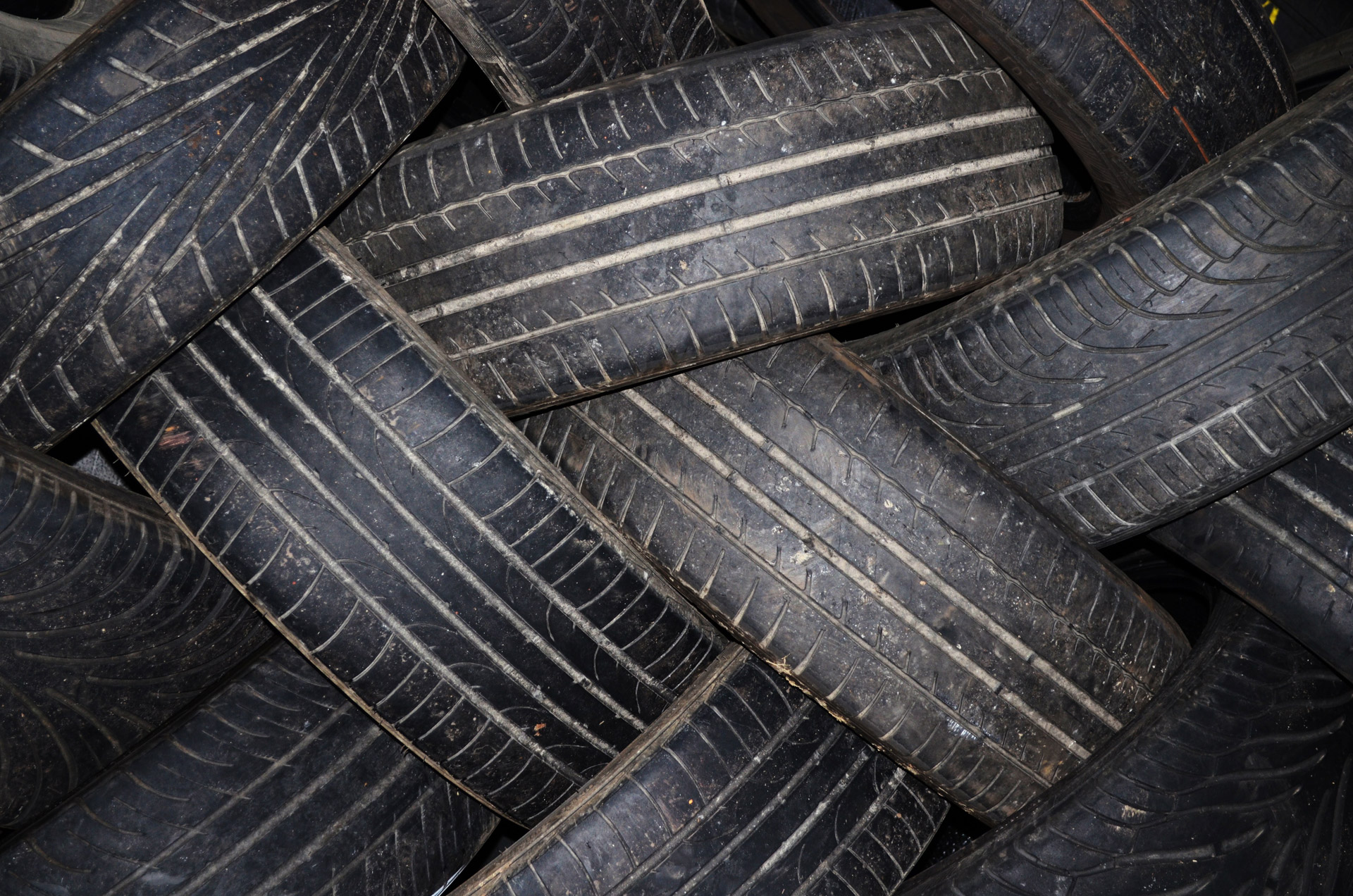 Rubber Recycling Photo