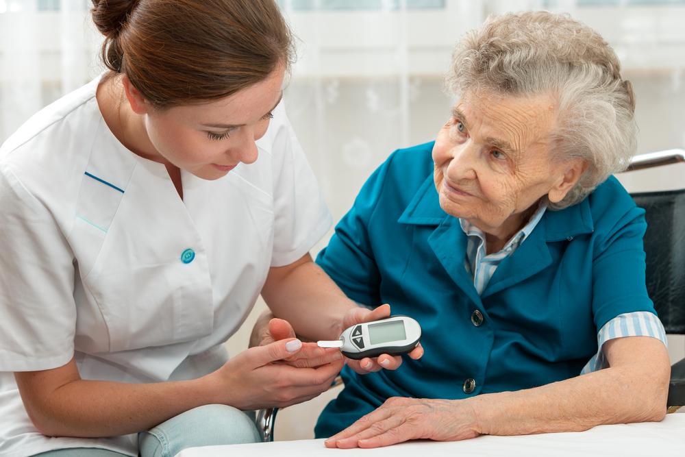 Diabetic Nursing Photo